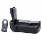Canon BG-E7 Replacement Battery Grip w/ IR Remote Controller for Canon EOS 7D