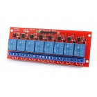 8-Channel 5V Relay Module Board for Arduino (Works with Official Arduino Boards)