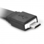 "USB Sync Data / Charging Flat Cable w/ Micro USB Port for Kindle Fire HD 7"" / 8.9"" - Black"