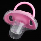 IVORY C05 Thumb Shape Baby Silicone Pacifier Nipple - Pink