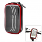 DUA BB Bicycle Protective Handlebar Bag Pouch for Iphone / Ipod Touch / HTC + More