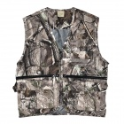 Outdoor Camouflage Bionic Jungle Vest (Größe L)