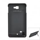 Devino D9220 2000mAh External Battery Back Case for Samsung i9220 - Black