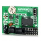 MTDZ002 RF Wireless Transmission Module - Green