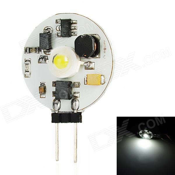 G4 3W 150lm LED White Light Car Reading Lamp (DC 8~30V) lx 3w 250lm 6500k white light 5050 smd led car reading lamp w lens electrodeless input 12 13 6v
