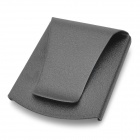 Stainless Steel Double Side Slim Money Clip Card Holder - Black