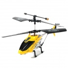 Mini 2,5-CH IR Remote Controlled R / C Helicopter - Gelb + Schwarz + Silber