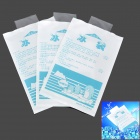 Simple Environment PE Gel Powder Ice Bags - White (3 PCS)