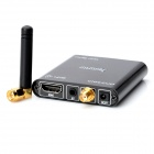 Jesurun Mini Xplus II Android 4.0 Media Player w/ Wi-Fi / 1GB RAM / 8GB ROM / HDMI / AV - Black