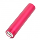 Externe 2300mAh Emergency Power Battery Charger für iPhone / Handy - Red