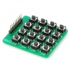 4 x 4 Matrix Switch Module - Verde