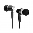 JBM MJ800 3.5mm Plug In-Ear-Ohrhörer w / Earbuds - Iron Grey