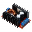 120W DC~DC 10~32V to 35V Boost Converter Charger Module - Red