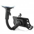 Car 360 Degree Rotation Swivel Mount Holder with Car Charger for Samsung Galaxy S3 i9300 - Black