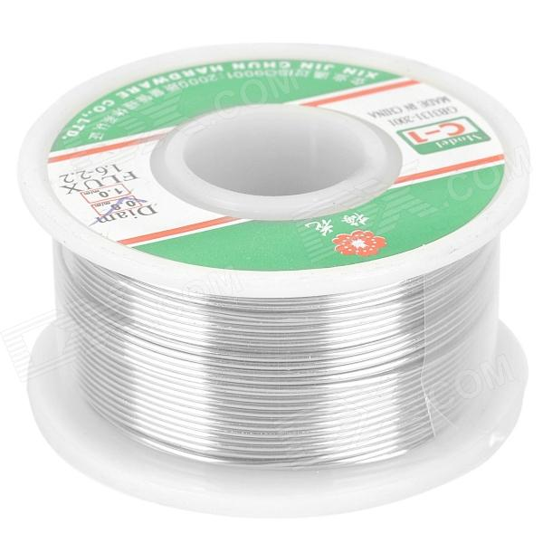 Tin Lead 0.8mm Rosin Core Solder Soldering Welding Iron Wire - Silver
