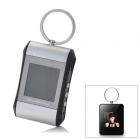 "DPF-806-YINS Rechargeable 1.5"" Digital Photo Frame - Silver + Black (16MB)"