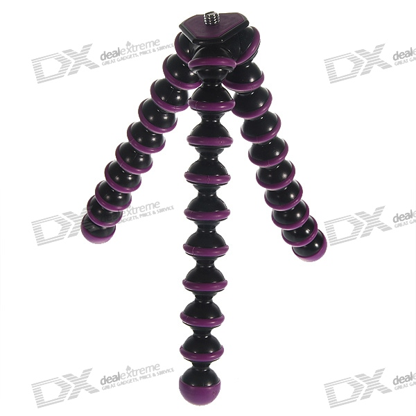 9-inch Flexible Desktop Digital Camera Tripod - Large (3KG Load Max)