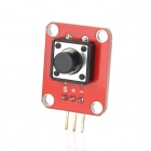 OPENJUMPER OJ-XM1120 Button Module for Arduino - Red