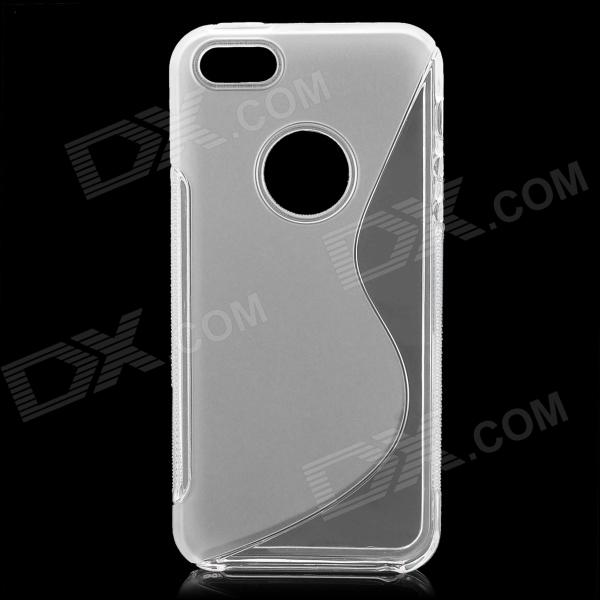 Protective TPU Case for Iphone 5 - Transparent