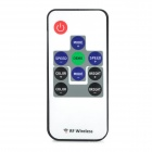 Wireless Remote Controller for LED RGB Strip - White