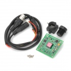 "3-in-1 Sharp 1/4"" CCD 420TVL Color Video CCTV Security Camera Board Set"