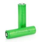 Sony Rechargeable 3.7V 1800mAh 18650 Li-ion Battery - Green (2 PCS)