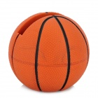 Basketball Shaped Stand Amplifier Speaker for Iphone 4 / 4S - Brown