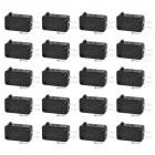 3-Pin NC / NO / C Momentary Begrenzte Micro Switch (20 PCS)