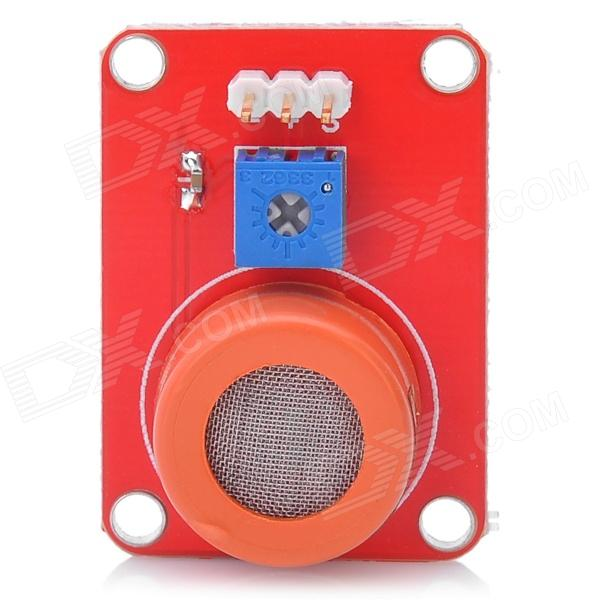 MQ3 Analog Alcohol Sensor Module for Arduino (Works with Official Arduino Boards) alcohol sensor module for arduino works with official arduino boards