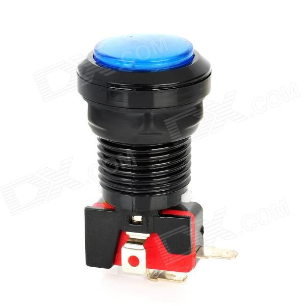 Power Control Push Button Switch for Electronic DIY - Blue