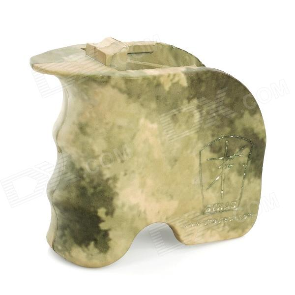Strac ABS Gun Grip for M4 / M4A1 - Camouflage