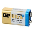 GP 1604A-L1 9V Alkaline Battery - Golden + White + Green