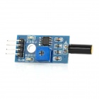 Tilt Sensor Switch Module w/ DuPont Cables for Arduino - Blue