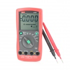 "UNI-T UT90D 3.1"" LCD Digital Multimeter - Red + Grey (1 x 9V)"