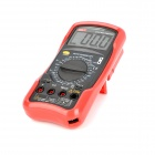 "UNI-T UT53 2.8"" LCD Digital Multimeter - Red + Grey (1 x 9V)"