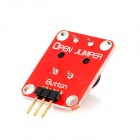 Push Button Switch Module w / Cap para Arduino