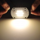 CREE 30W 3000K 2300lm Warm White LED Emitter Aluminum Plate - Silver (DC 30~37V)