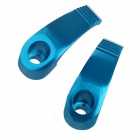 Motorcycle / Bicycle Refitting Hanging Hook - Blue (2 PCS)