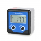 Mini Digital Protractor Bevel Box - Blue (1 x CR2032)