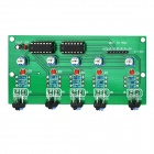 5-Channel White Black Cable Tracking Sensor Module for Arduino - Green