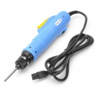 WLXY XY-QZD801 Phillips Electric Screwdriver - Blue + Black + Yellow