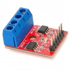 L9110 Dual-Channel H-Bridge Motor Driver Module for Arduino - Black
