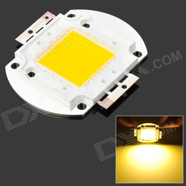 DIY 100W 9000lm 3000K Warm White Light 100-LED Module (DC 32~34V)