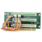 3 Slot 32 Bit PCI Riser Card for 2U Case