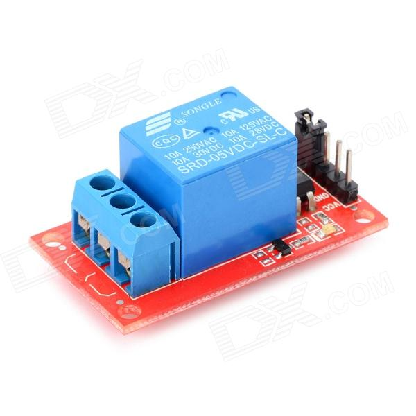 One channel v relay module for arduino worldwide free