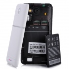 "X720D Android 4.1 WCDMA Bar Phone w/ 4.7"" Capacitive Screen, Wi-Fi, GPS and Dual-SIM - White"