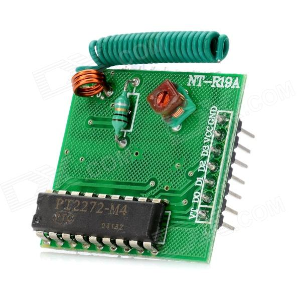 NT-R19AM Super-Regenerative Wireless Receiving Module