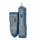 Multi-Purpose Communication Telephone Network Cable Wire Tracer Tester Tracker (2 x 6F22 9V)