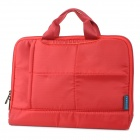 "Protective Padded Storage Carrying Bag for 11"" / 12"" / 13"" Laptops Notebooks - Red"