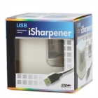 Sharpener auto USB Powered avec LED clignotant - Blanc (DC 5V)